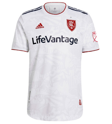 Camiseta Real Salt Lake Segunda Equipacion 2020-2021